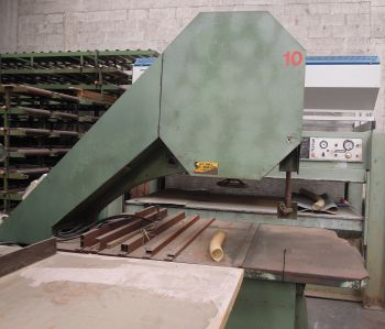 Forti Band saw