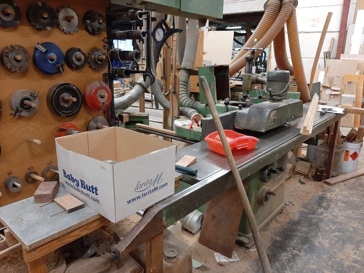 Martin Bench sander Table milling machine