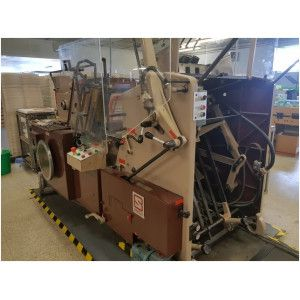 Saroglia STAMPING AND DIE CUTTING MACHINE