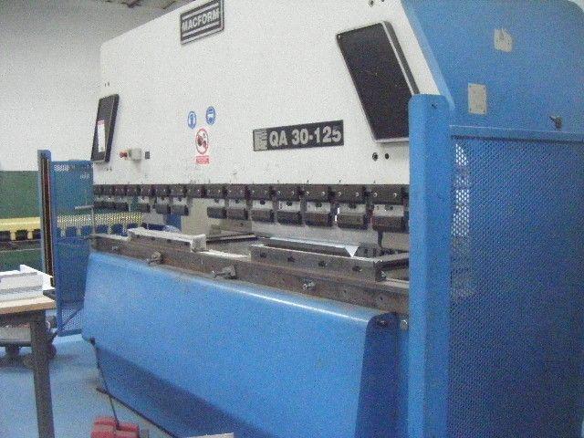 Macform QA 30-125 125 TON