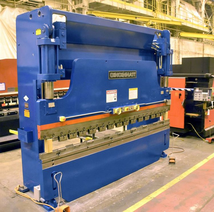 Cincinnati 90CBII x 10' 90 Ton