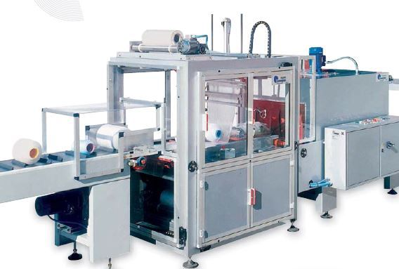 Others ARF-AND Automatic sleeve wrapping machine (with heat shrink film)