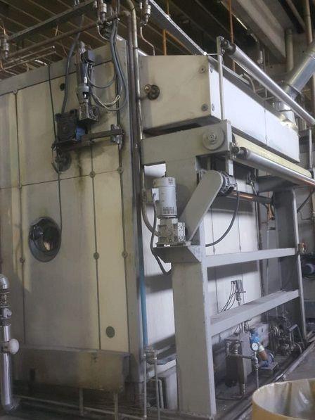 Arioli Steamer 240 Cm 15 Kg