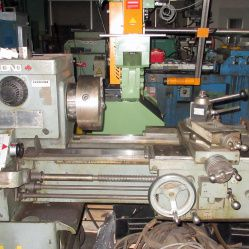 Leblond Engine Lathe 1200 rpm 16x60 Lathe
