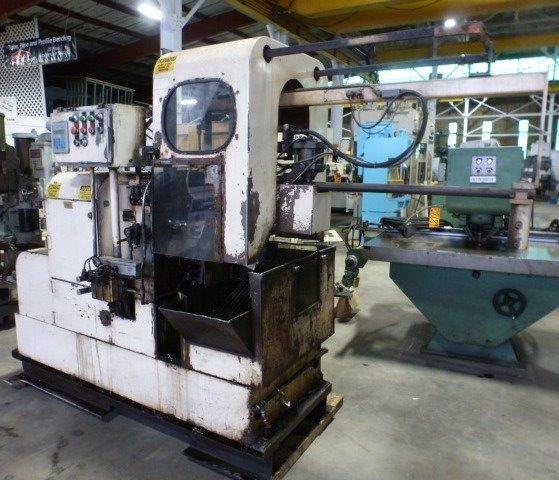 Modern 3LD CUT-OFF MACHINE WITH BAR FEED Semi Automatic
