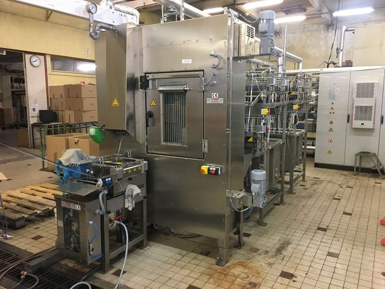 8 Mageba continuous dyeing line