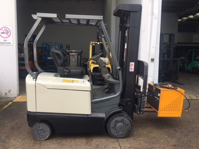 Crown FC4000 4 Wheel Electric Counterbalance 2500kg