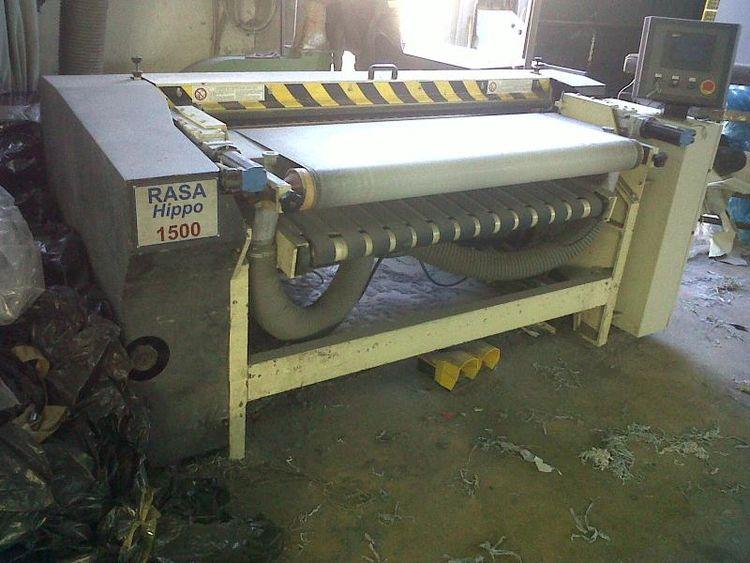 Ficini Rasa Hippo Dry shaving machine