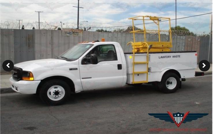 NMC - Wollard TLS-770A, Lavatory Truck