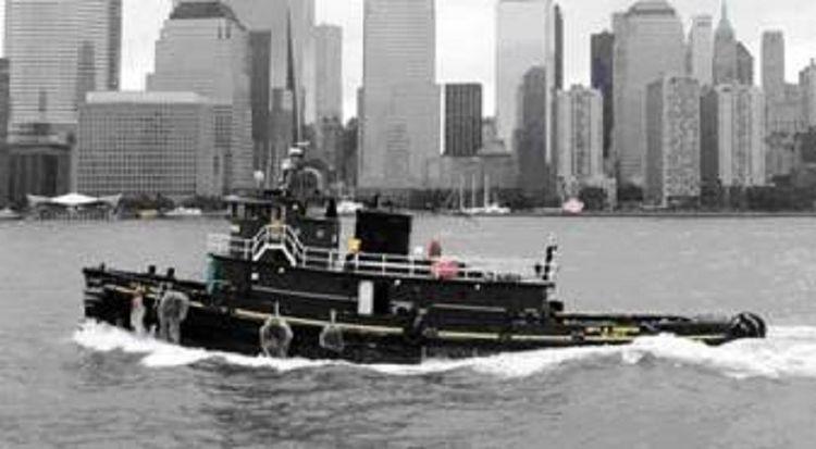Single Screw Tugboat Gross Tonnage: 196 tons