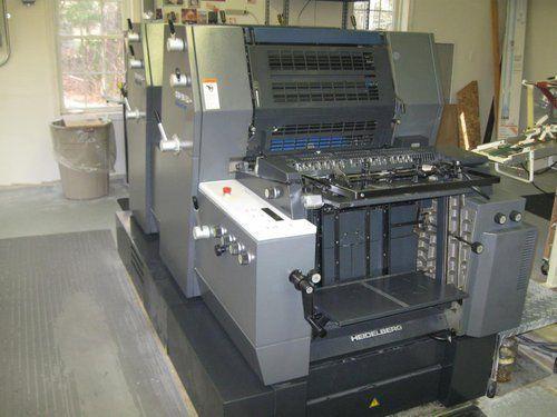 Heidelberg Printmaster GTO 52-2 52 x 36 cm