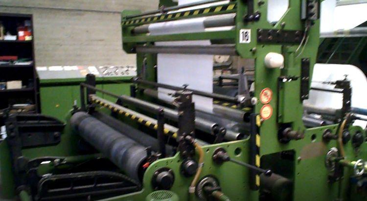 Alpine HS 65 R Film blowing extruder – 1 layer