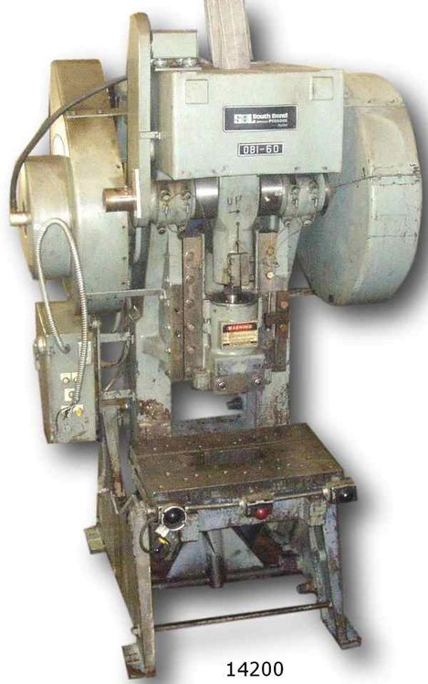 Johnson 60BC-AC 60 Ton