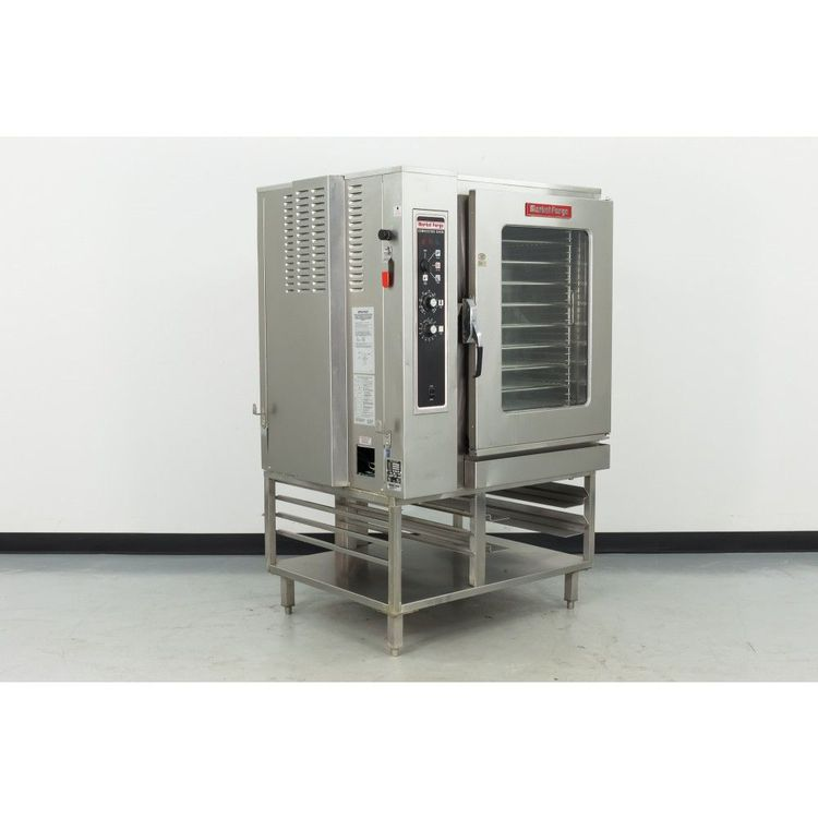 Market Forge MFC-101S/AA Electric Combi Oven Steamer