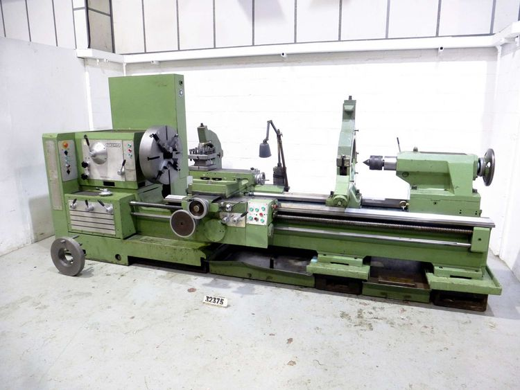 Poreba GAP BED ENGINE LATHE 800 RPM TPK-80/2M