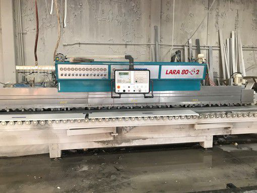 Others LARA 80 S2 EDGE POLISHING MACHINE