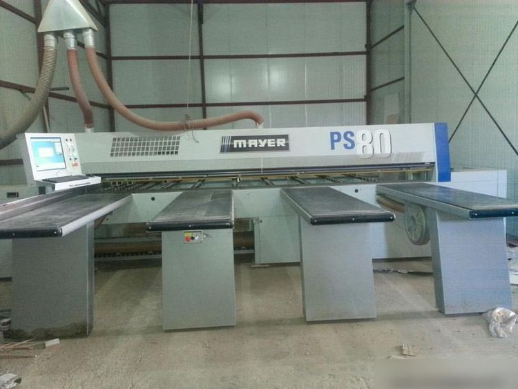Mayer PS 80, PANEL SAW