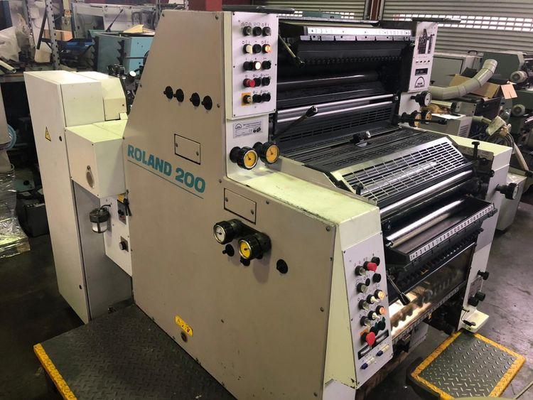 Roland R202 TOB 52x74cm