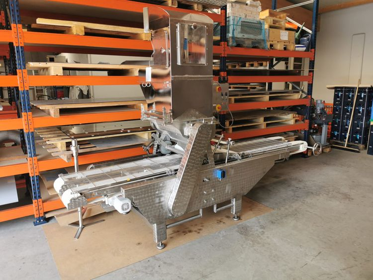 Rüspeler  SAKAEMA Nr. 0083/09 Sour milk cheese molding machine
