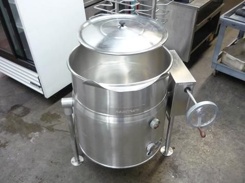 Others FMT-40 Electric Tilting Steam Kettle