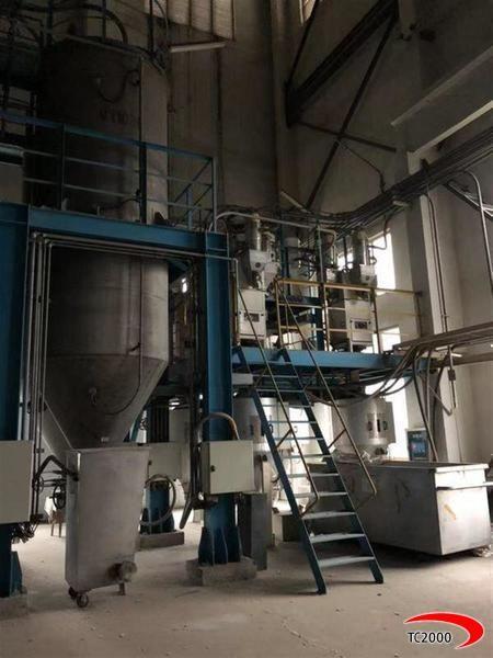 DMT BOPP / BOPET extrusion machine