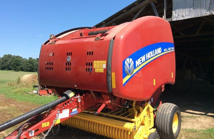 New Holland Rollbelt 450