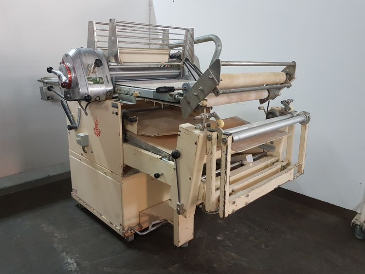 Rondo CombiStar Pastry Sheeter + Moulder