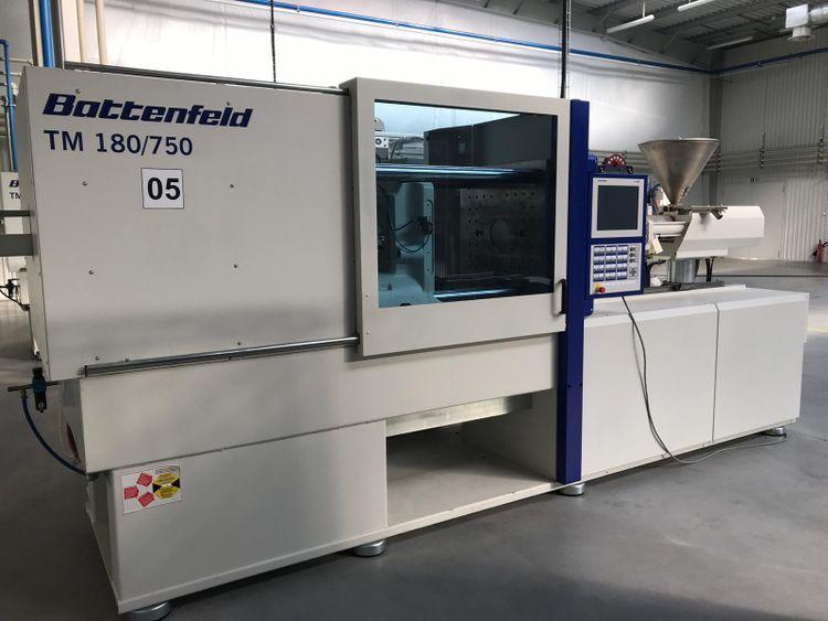 Battenfeld TM 180/750