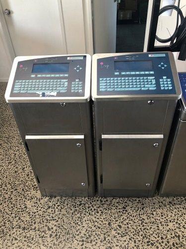 2 Imaje S8 Master Ink Jet Printers