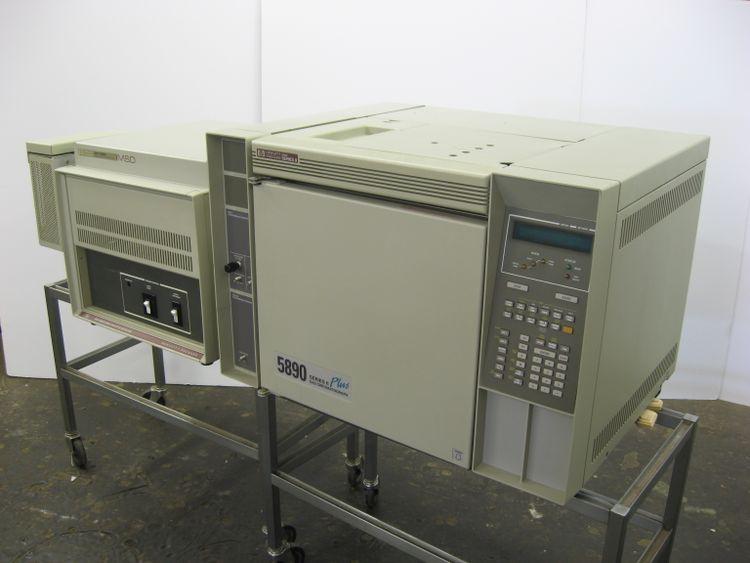 Agilent, HP 5890 Series II Plus GC System