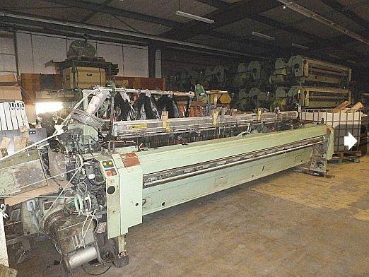 Sulzer P7100 B 390 N4 SP R D1 390 Cm Staubli KR4 Dobby