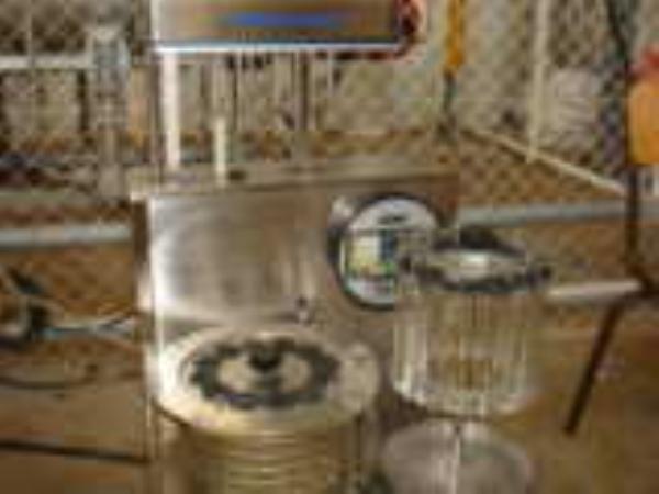 Mathis Atmospheric Dye Laboratory