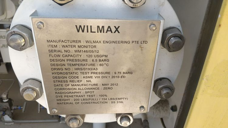 Other WILMAX HELI-FUEL DISPENSER SYSTEM