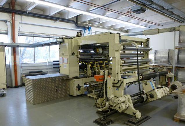 Euromac Slitter Rewinders Machines 1.600 mm