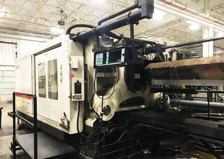 Cincinnati MM1000-413 1100 T