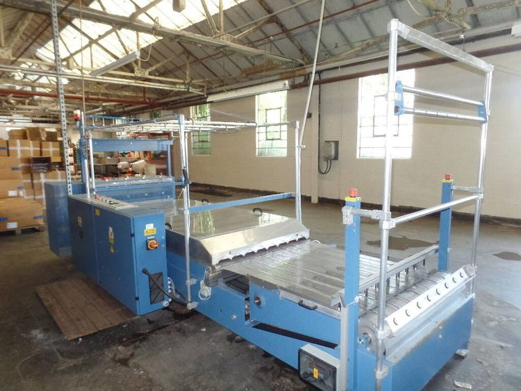 Croon & Lucke Steaming and balling KG 800, HG802
