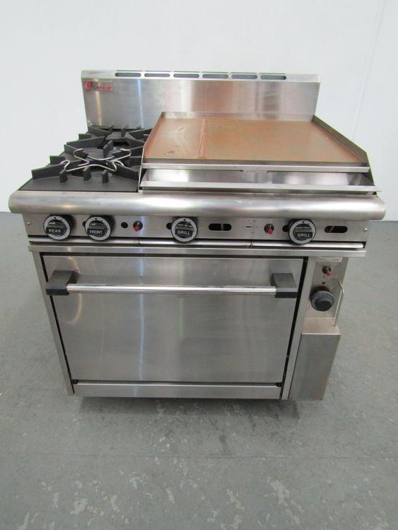 Trueheat R90-2-60GR Range Oven Combo