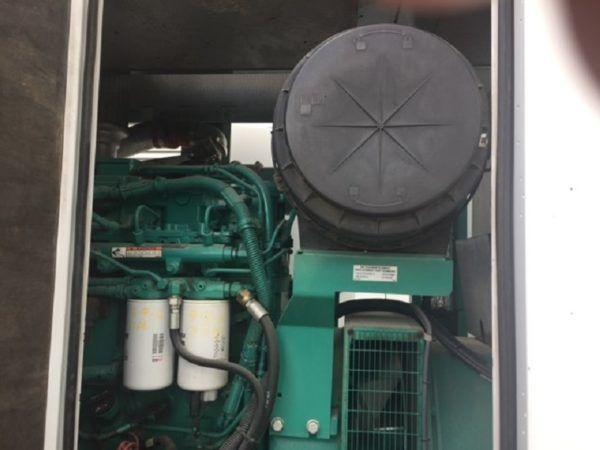 Cummins QSL9-G2 NR3 Tier 3 Diesel Generator Set 230KW