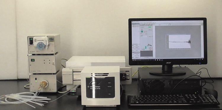 Agilent Cary 8454 UV-Vis Diode Array System