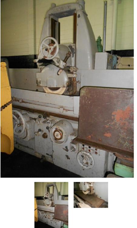 Mattison 14.5 X 60 3-AXIS, Surface Grinder