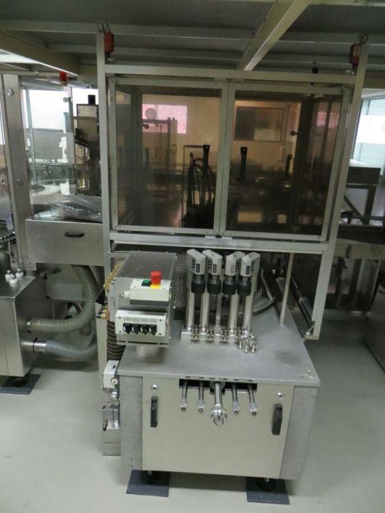 Bausch & Stroebel AFV 4015 ampoule filling machine