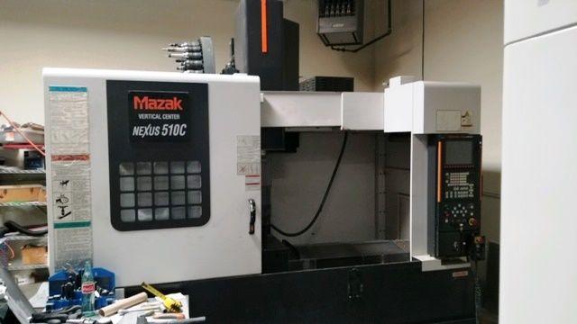 Mazak VCN 510C 3 Axis