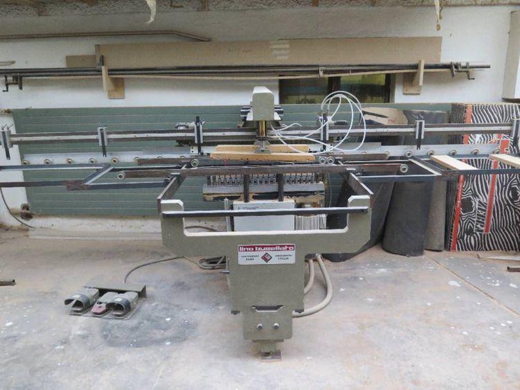 Busellato Bohrmatic, Dowel Boring Machine
