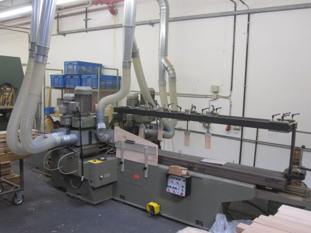 Balestrini CP 4 Double-sided milling and copying machine