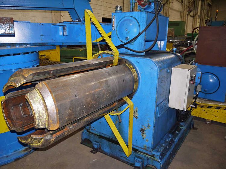 """Mecon Roll Feed Line 36"""" x 0.080"""" x 20,000# Roll Feed Line"""