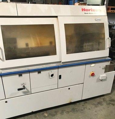 Horizon BQ 470, PUR/Perfect Binder Machine