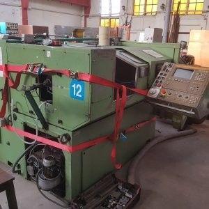 Schaublin system Siemens 810T Max. 5000 rpm 128 CNC 2 Axis