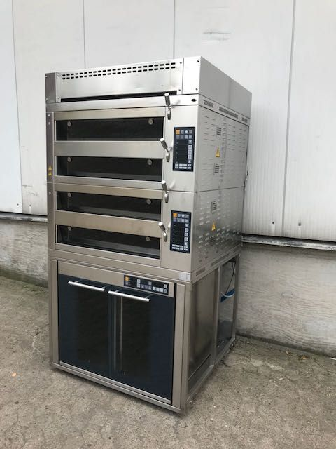 Miwe Condo CO 4.0806 2D deck oven