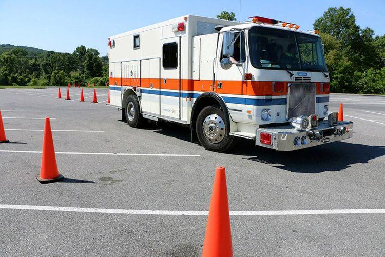 E-One, GMC Walk-In Rescue
