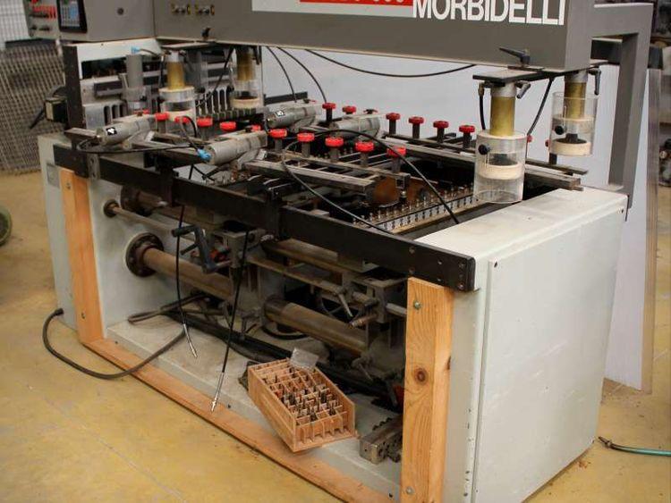 Morbidelli GLOBO 363, Drill